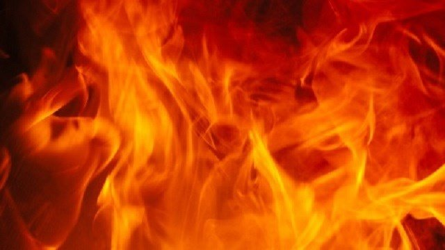 Fire burns structure in Gary New Duluth
