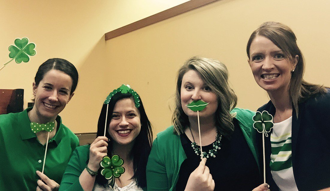 Happy St. Patrick's Day from the Duluth Chamber