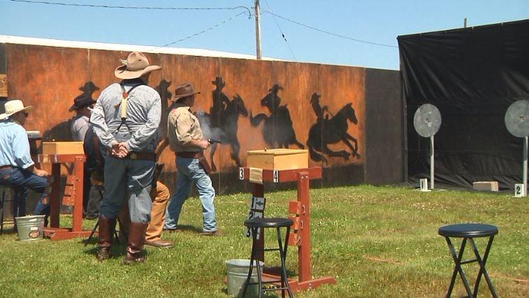 Cowboy Fast Draw