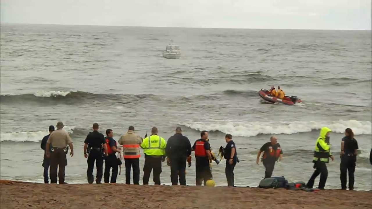 Father, Daughter Pulled From Water Off Park Point Deceased