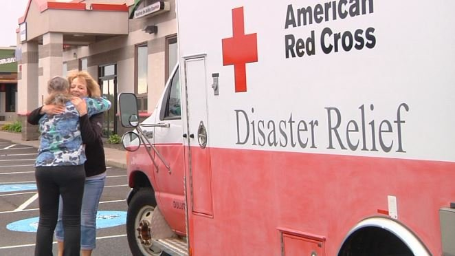 Duluth branch of the American Red Cross