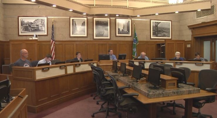 Voting for City Council At Large Member