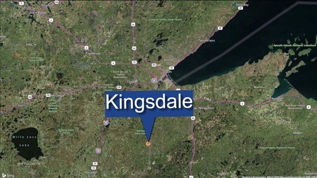 © Search underway for missing hunter near Kingsdale.