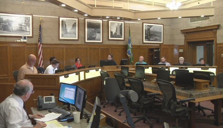 City Council approves maximum tax levy