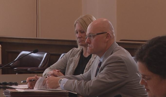 Superior High School teacher appears in court for allegedly striking student