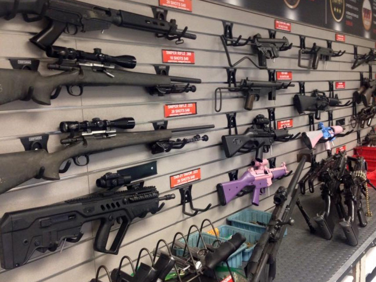 Wisconsin bill could increase gun shop security after hours