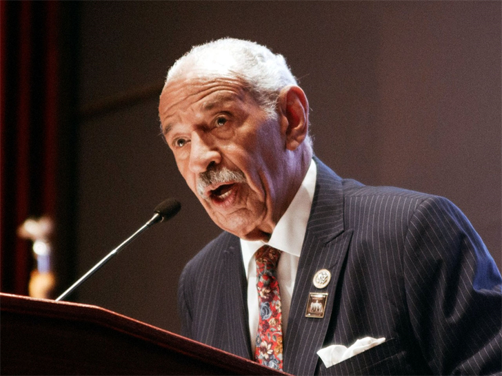 Rep. Conyers steps aside from top spot on House Judiciary Committee