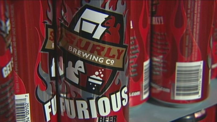 © Beginning in May 2016, Surly beer became available in North Dakota, South Dakota and Nebraska. (Credit: KARE 11)