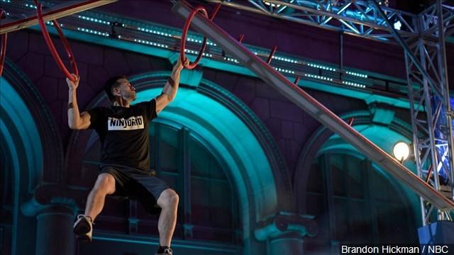 © American Ninja Warrior contestant during Los Angeles qualifiers.jpg