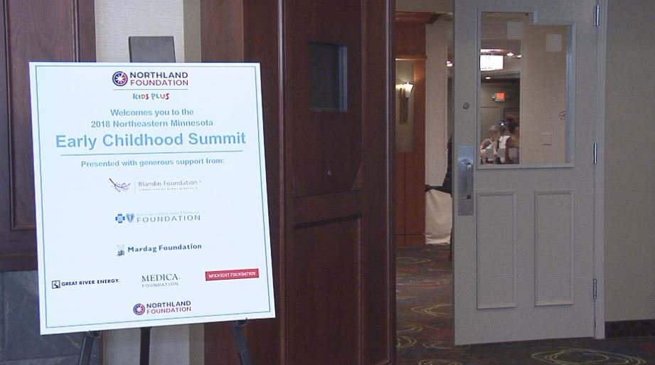 Hundreds gather for Early Childhood Summit