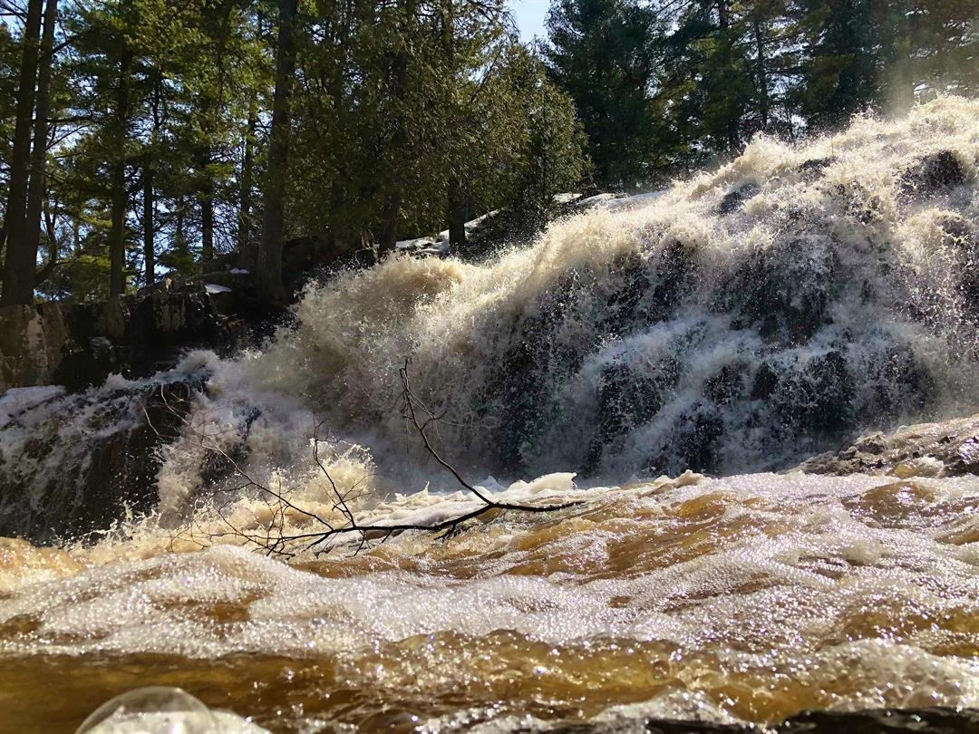 With water levels on the rise, experts urge caution when adventuring outdoors.