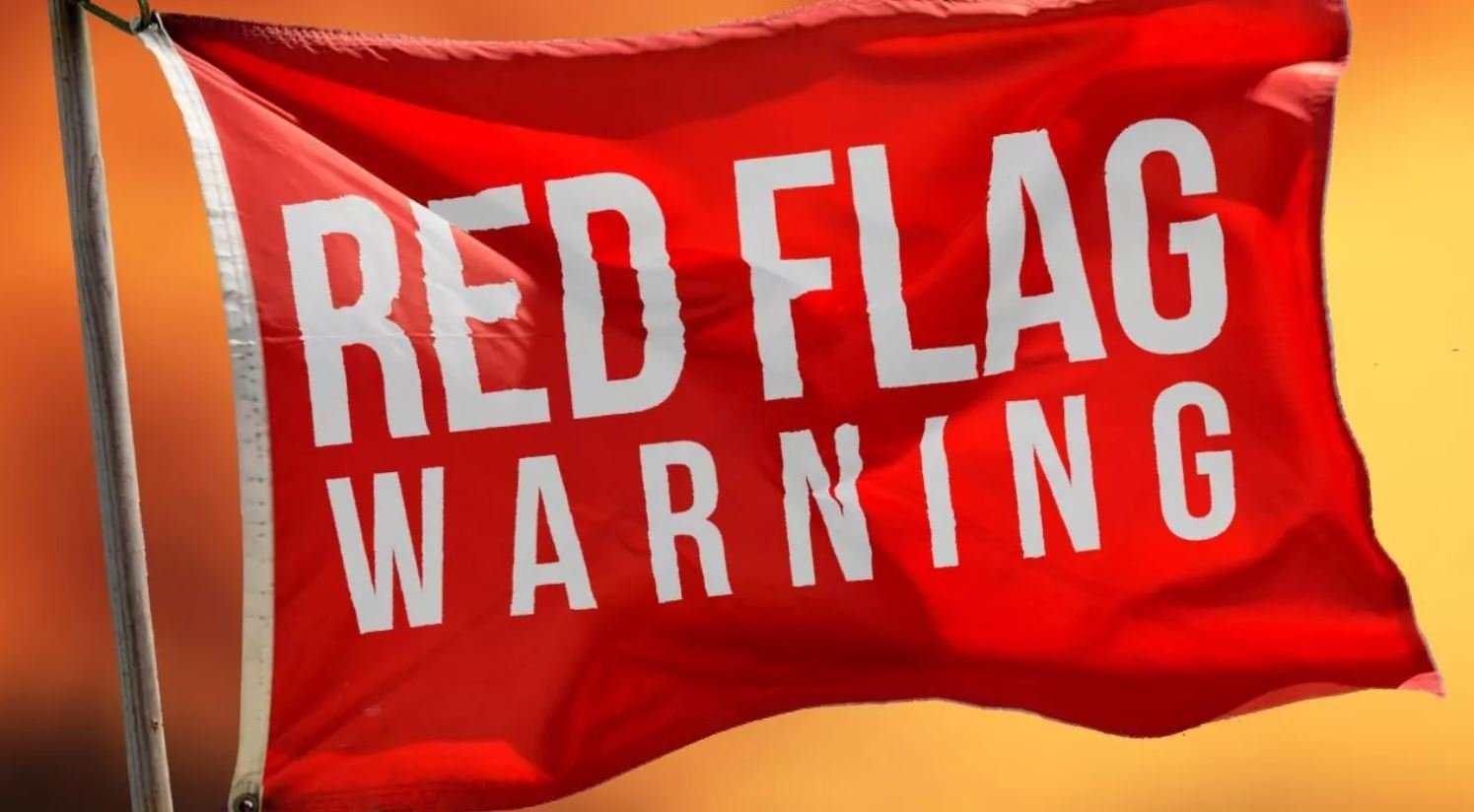 Red Flag warning in effect for Park Point