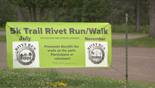 Rivet Run will go on as planned at Pattison State Park