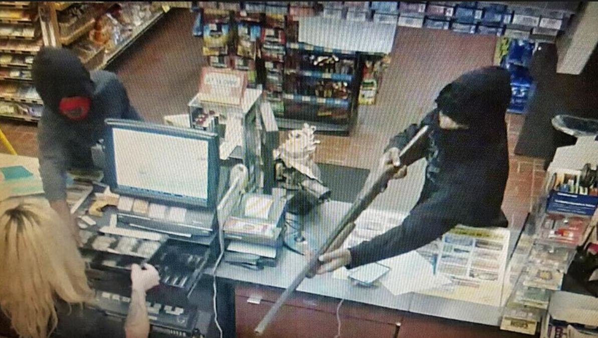 Duluth Police asking for public's help identifying armed robbery suspects