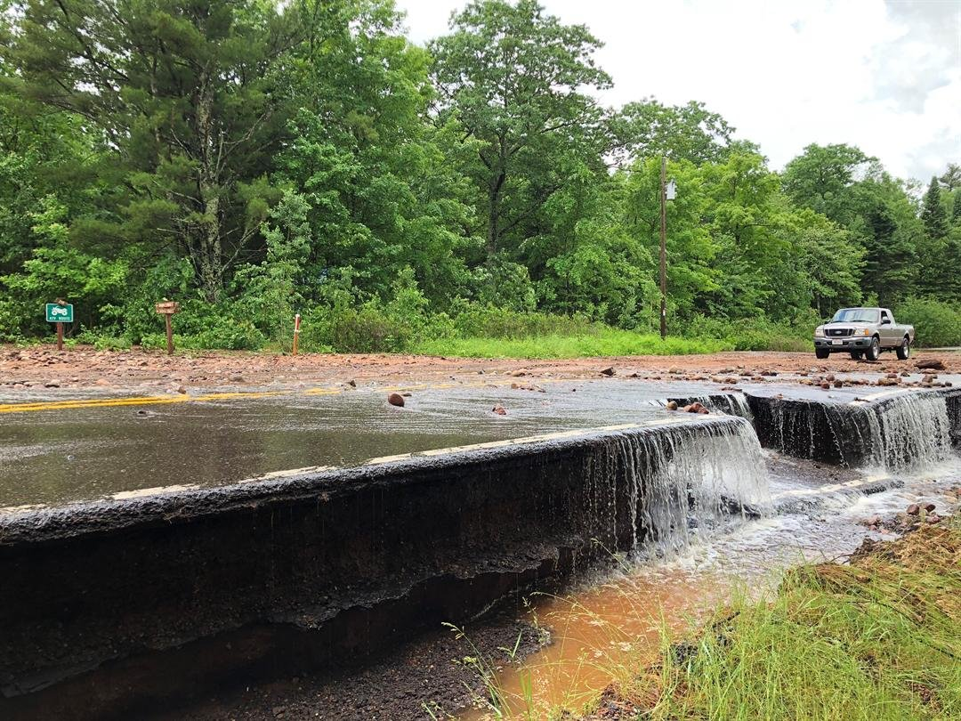 Five Wisconsin Counties Receive Grant Money for Flood Damage.