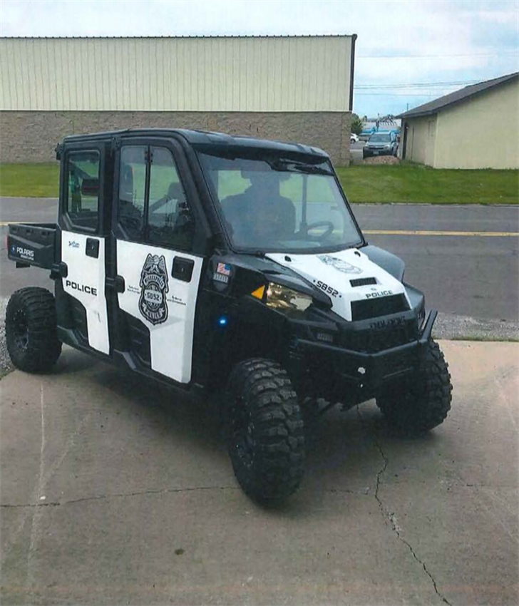 Superior Police Department plans to purchase a new UTV
