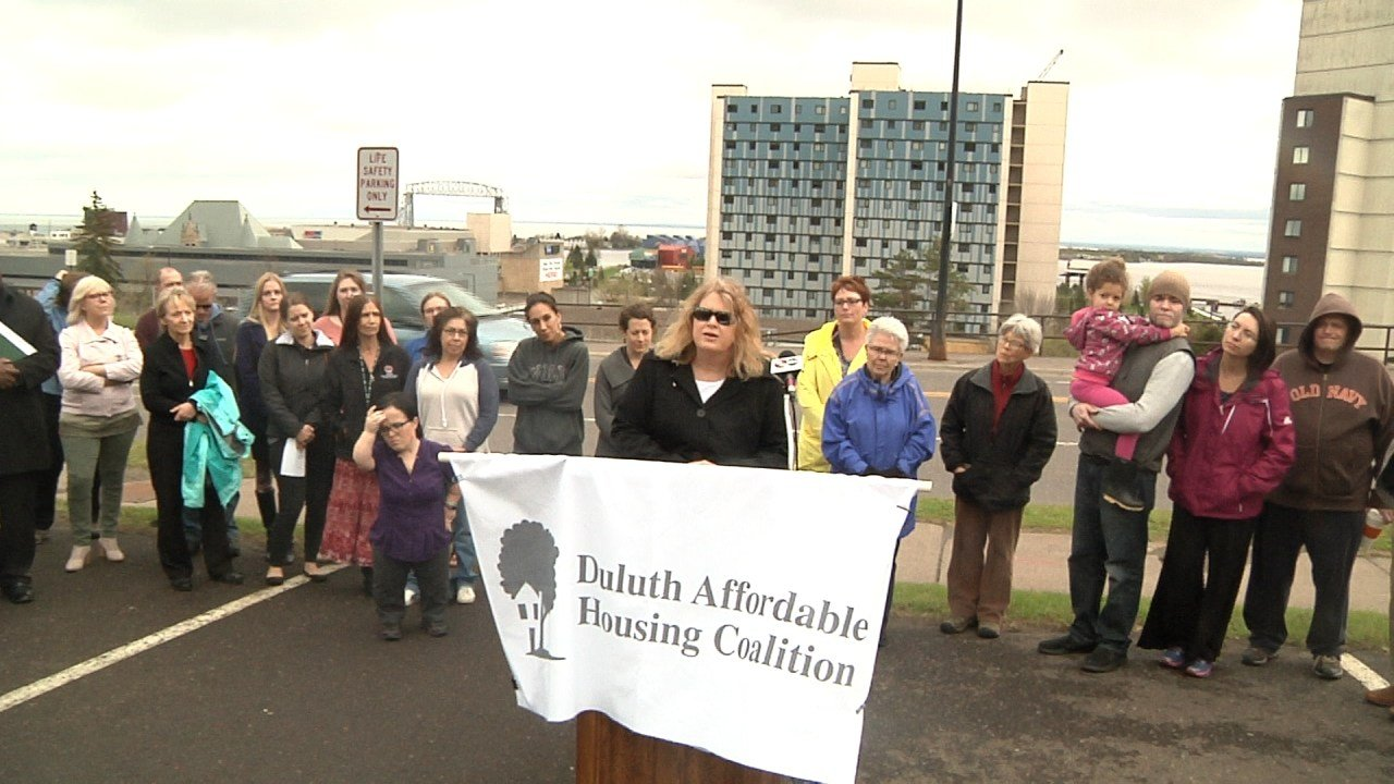 Affordable Housing Coalition Presents 2017 Priorities To Solve D