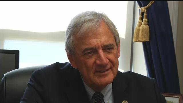 Congressman Rick Nolan announced Friday he will retire at the end of his current term.